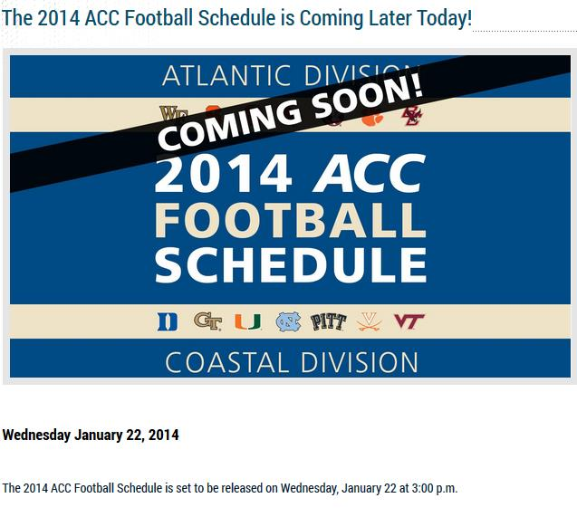 acc2014coming