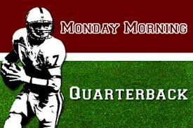 Monday Morning QB